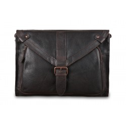 Сумка Ashwood leather Rhode Brown