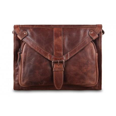Сумка Ashwood leather Rhode Tan