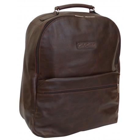 Рюкзак Carlo Gattini Antico 3009-02 Темно-коричневый