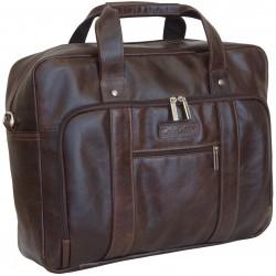 Сумка для ноутбука Carlo Gattini Antico 1005-02 темно-коричневый