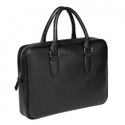 Мужская сумка Gianfranco Bonaventura Massimo Nero черная