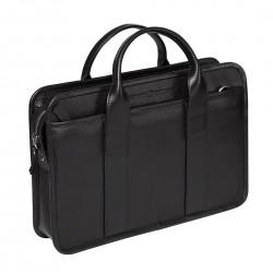 Мужская сумка Gianfranco Bonaventura Cattaneo Nero черная